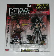 KISS - Psycho Circus Gene Simmons Action Figure -New in Package-1998 McFarlane