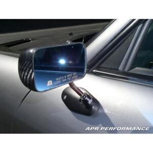 APR Performance Carbon Fiber GT3 Side Mirrors Blue Tint for Honda S2000 AP1 AP2