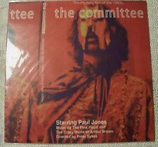 "OST ""THE COMMITTEE"" LP MUSIC BY PINK FLOYD & CRAZY WORLD ARTHUR BROWN 1968 2010"