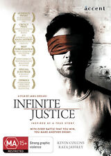 Infinite Justice (DVD) - ACC0103