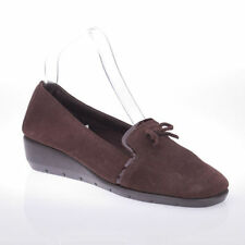 Marks and Spencer Women's Suede Court Shoes Wedge Heels