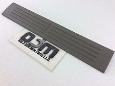 Chevrolet Silverado Suburban GMC Sierra Rear Door Scuff Sill Plate Gray new OEM