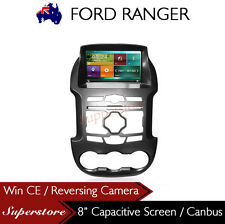"8"" Car Dvd GPS Head Unit Navigation For Ford Ranger PX 2012 - 2015"
