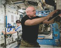 SCOTT KELLY Nasa Astronaut SIGNED 8x10 Photo b ENDURANCE PROOF