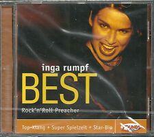 Rumpf, Inga Rock'n'Roll Preacher (Best of) Zounds CD Neu OVP Sealed OOP RAR