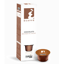 50 KAPSELN CAFFITALY SYSTEM E'CIOK GETRÄNK AL CACAO GESCHMACK SCHOKOLADE BREAK