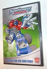 Transformers Armada DVD ** Battle for the Mini-Cons  ** NEW SHRINKWRAPPED SEALED