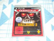Killzone 2 (Sony PlayStation 3, 2012)  NEU OVP