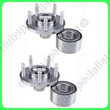 Front Wheel Hub Bearing For   Ford Edge Lincoln Mkx Pair Fast Ship