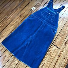 Vintage Liberty Denim Overalls Converted to Skirt USA Made - Size: 40x32 - #466