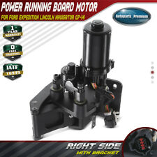 Power Running Board Motor w/ Bracket for Ford Expedition Lincoln 2007-2014 Right