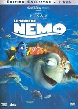 27290// LE MONDE DE NEMO - N°72 - DISNEY - COLLECTOR 2 DVD EN TBE
