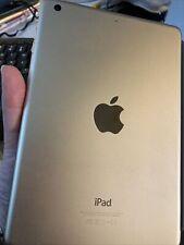 Apple iPad mini 3 16GB, Wi-Fi, 7.9in - Gold - VERY GOOD CONDITION
