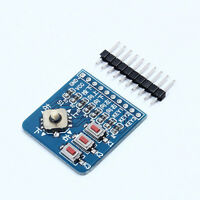 Navigation Button Module 5 Direction Key Keyboard Module Microcontroller Module