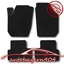 3D Gummifußmatten hoher Rand passend für Mitsubishi Pajero Pinin Sport 1996 - 08