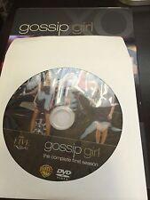 Gossip Girl - Season 1, Disc 5 REPLACEMENT DISC (not full season)