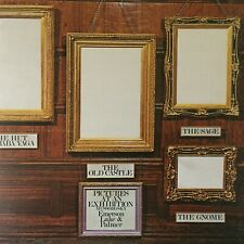 EMERSON, LAKE AND PALMER Pictures At An Exhibition 1971 (Vinyl LP) 1ST ISSUE