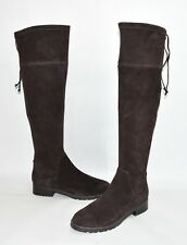 New! Blondo Snow Tall Boot Brown Suede B5179 Size 9