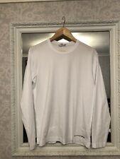 Comme Des Garcons Shirt Long Sleeve T Shirt Size Medium