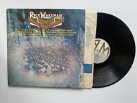 Rick Wakeman Journey To The Centre Of The Earth Vinyl Album Record LP