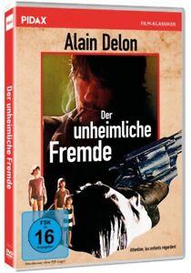 Der unheimliche Fremde * DVD Psychothriller mit Alain Delon * Pidax