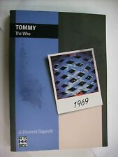 WHO - TOMMY - LIBRO NO REPLY 2012 - EXCELLENT