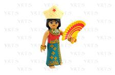 YRTS Playmobil Serie 7 Mujer India Asiática ¡New! hindú