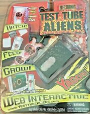ELECTRONIC TEST TOBE ALIENS WITH WEB INTERACTIVE