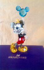 Swarovski Disney Mickey Mouse Celebration crystal free gift bag 5376416 BNIB