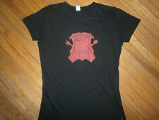 RED STAG WHISKEY T SHIRT Jim Beam KID ROCK Different Breed Of Bourbon Juniors SM