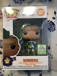 Funko Pop - Overwatch Sombra 307