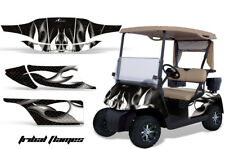 EZ-Go TXT Graphic Kit Golf Cart Decal Sticker 2 Seat EZGO Wrap 94-13 TRIBAL W K
