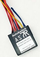AutoSwitch Motorcycle Auxiliary lights relay Activator AS-7R Like AS-7 + relay