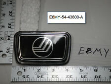 OEM 1988-91 Mercury Grand Marquis Ornament Emblem E8MY-54-43600-A