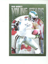 1993 Select FRED BARNETT Philadelphia Eagles Young Stars Rare Card