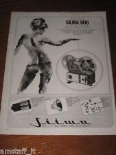 AF18=1968=SILMA DUO PROIETTORE=PUBBLICITA'=ADVERTISING=WERBUNG=