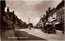 Ashford. High Street # 9943 by Sweetman. Motor Car.