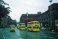 PHOTO  1969 OUTSIDE NEWCASTLE CENTRAL RAILWAY STATION TAKEN IN AUGUST 1969 THIS
