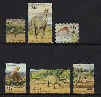 AUSTRALIA DECIMAL..1993 DINOSAURS....SET OF 6
