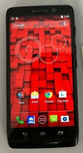 READ 1ST Motorola Droid Mini XT1030 16GB Black Verizon) Fast Ship Very Good Used