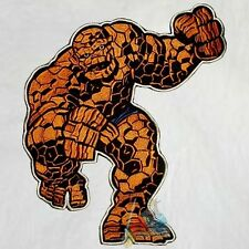 Marvel The Thing Embroidered Big Patch for Back Comics Fantastic 4 Four Avenger