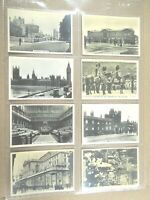 1935 Sights of London-Senior Service Complete Tobacco Card Set of 48 series 1