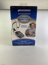 Plantronics S11 Silver/Black Headband Headsets