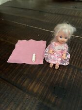 kelly doll lot with clothes and accessories