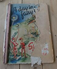 A Day in Fairy Land by Sigrid Rahmas and Ana Mae Seagran (circa 1945)
