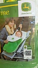 John Deere BundleMe Infant Stroller Car Seat Zipped Insulated Blanket Jj Cole