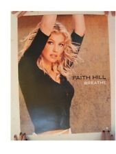 Faith Hill Poster Breathe