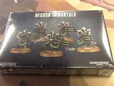 40K Warhammer Necron Immortals NIB Sealed