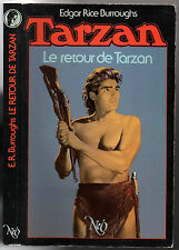 E.R BURROUGHS # INTEGRALE TARZAN n°2 # LE RETOUR DE TARZAN # 1986 NEO