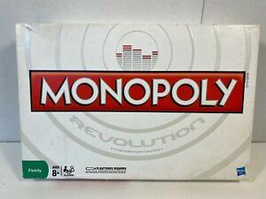 Monopoly Revolution Edition Hasbro 2010 Complete